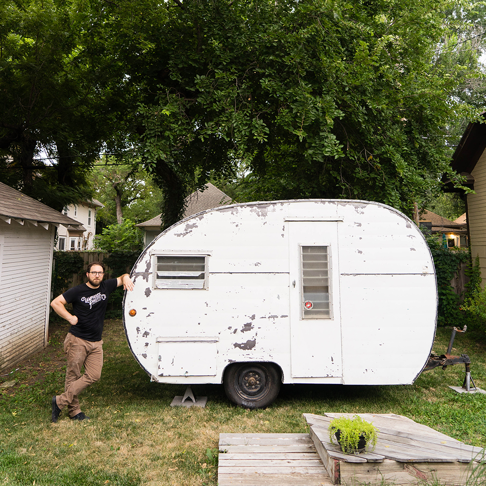 If Youve Been Following Along For A While Or It Somehow Slipped Your Mind In 2012 We Purchased Vintage Camper 500 And Turned Into Traveling