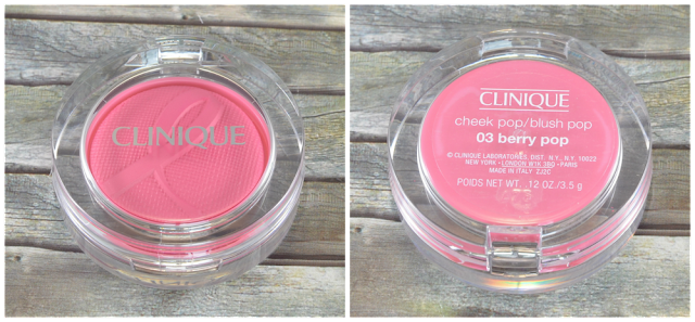 Clinique cheek pop berry pop