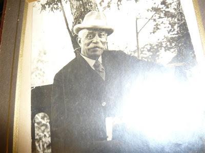 Foto originale del professore di Marconi, Augusto Righi. Della Università di Fisica di Bologna.