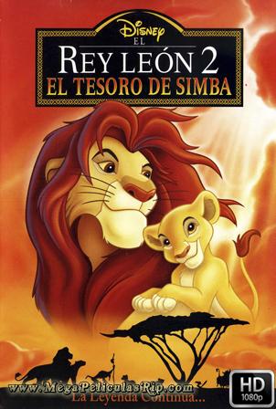 El Rey Leon 2: El Tesoro De Simba [1080p] [Latino-Ingles] [MEGA]