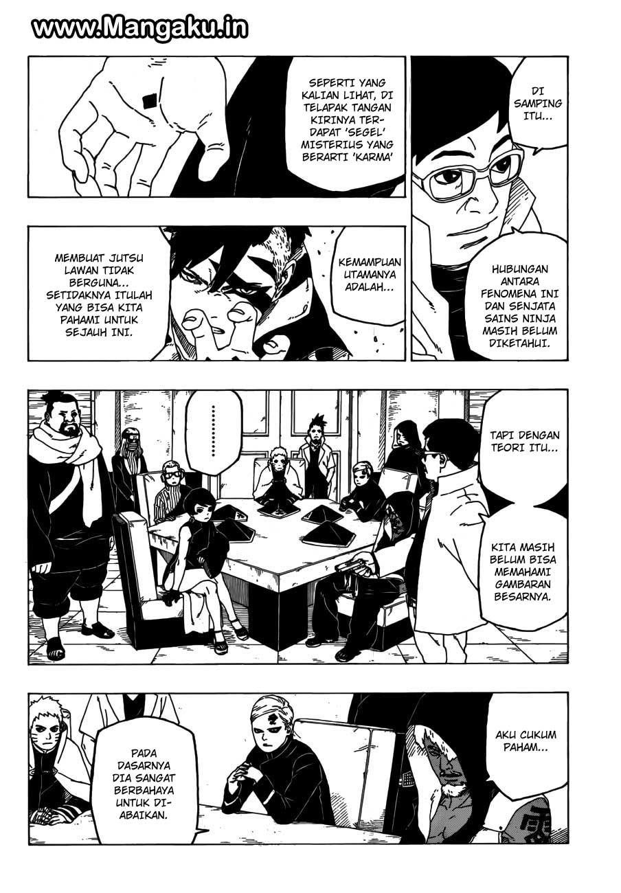 Baca Komik Boruto Chapter 26 Bahasa Indonesia Komik Mama