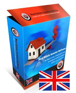 Real Estate Investor Software - UK version.