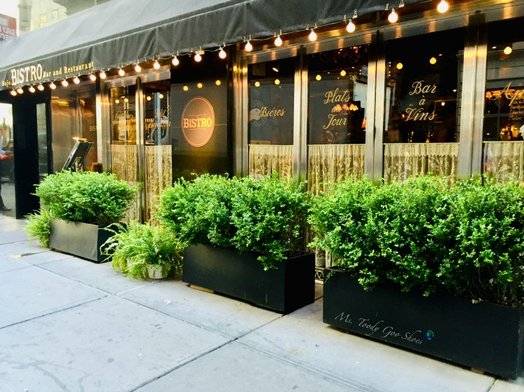 Saju Bistro- One of  50 Places To Eat Near Tiimes Square - From Cheap To Chic!   Ms. Toody Goo Shoes