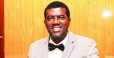 """When you sleep with a yahoo boy, you become a partaker of the punishment that awaits him"" – Reno Omokri Tells Ladies"
