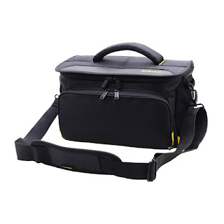 DSLR Camera Bag For Nikon With Rain Cover NK355 Large