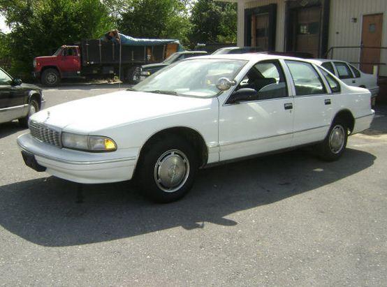 1995 chevrolet, Chevy LS