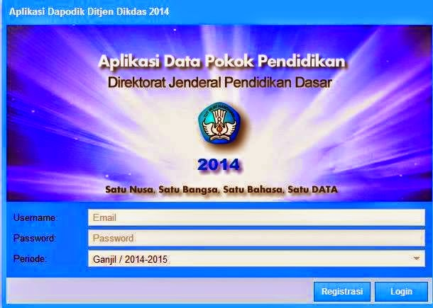 DOWNLOAD DAPODIK 2014 (G 3)