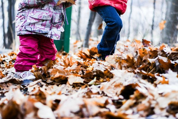 Children Need More Time Outdoors