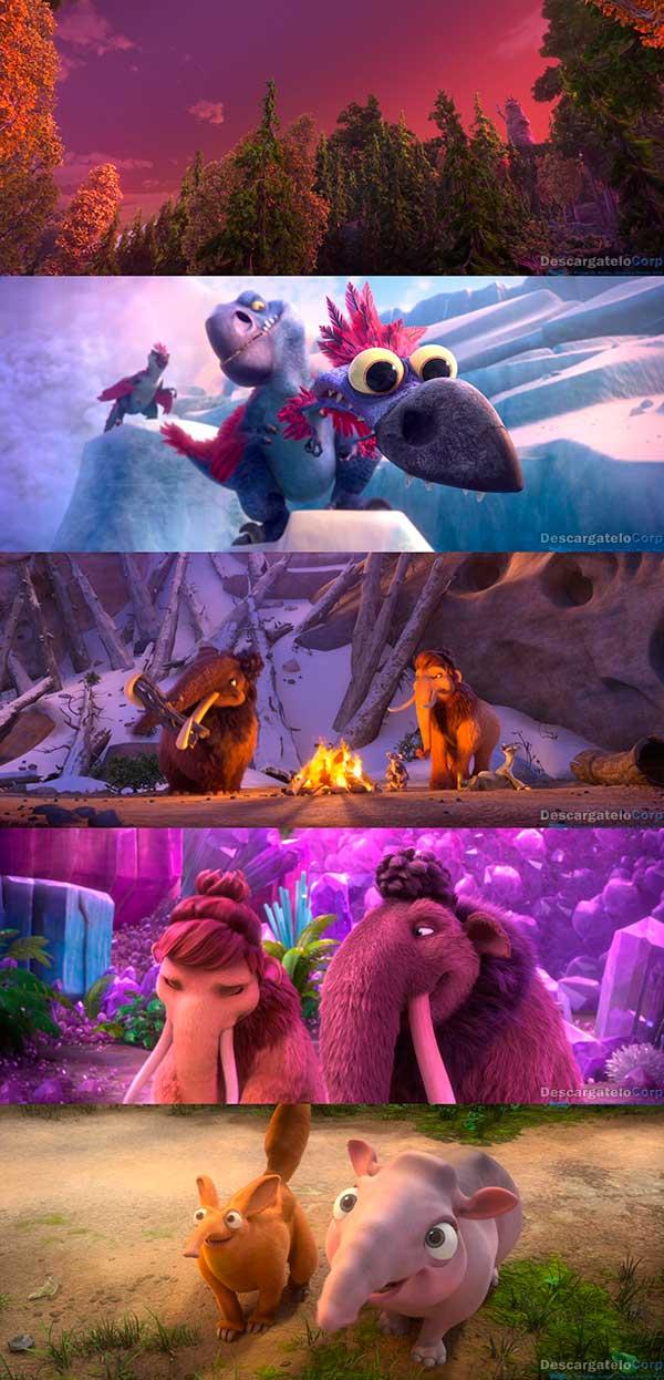 La Era de Hielo Choque de Mundos HD 1080p Latino
