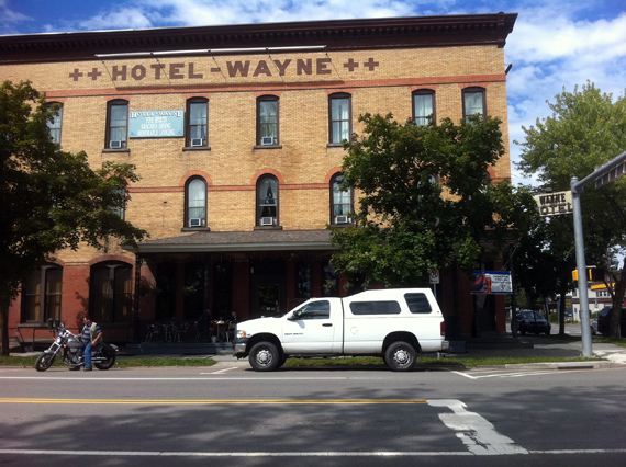 Honesdale Pa Haunted Hotel Wayne Featured On Tv