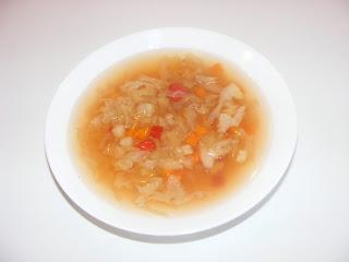 Supa de varza retete culinare,