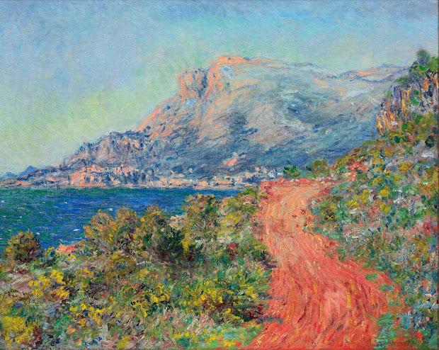 Art & Artists Claude Monet - Part 15 1884 1885