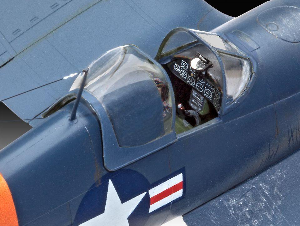 Revell F4U-4 Corsair #03955