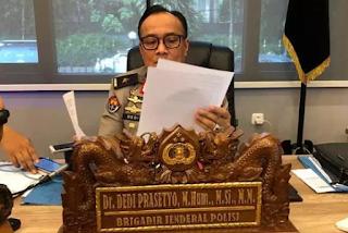 BREAKING NEWS Tim Siber Bareskrim Analisis Twit Andi Arief soal Surat Suara Tercoblos