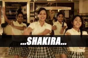 Shakira (Mujhe Na Rok Fakira)
