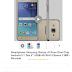 "►Smartphone Samsung Galaxy J5 Duos Dual Chip Android 5.1 Tela 5"" 16GB 4G Wi-Fi Câmera 13MP - Dourado"