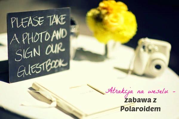 Stylowy ślub - polaroid (2)