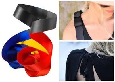 6 formas de customizar con Cintas de seda