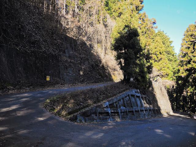 陣馬街道 和田峠