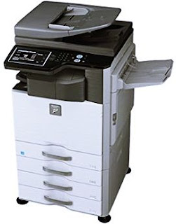 Sharp MX-2615N Printer Driver Download & Installations