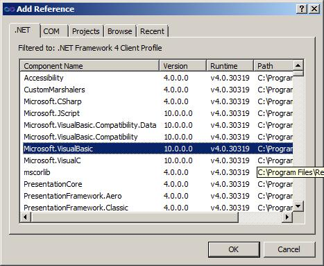 Import CSV file in ASP.NET