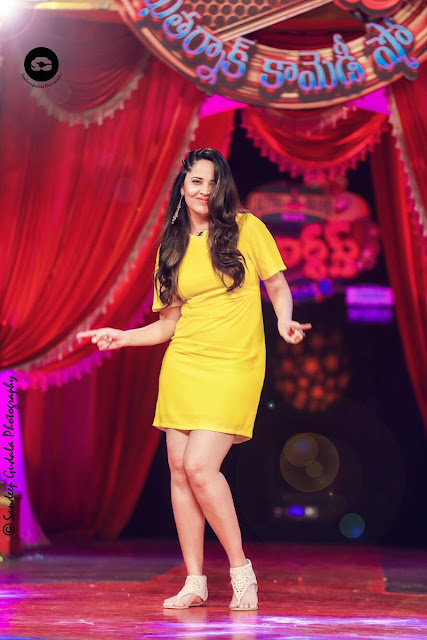 Anasuya Latest Stills in Jabardasth today 14.12.2017