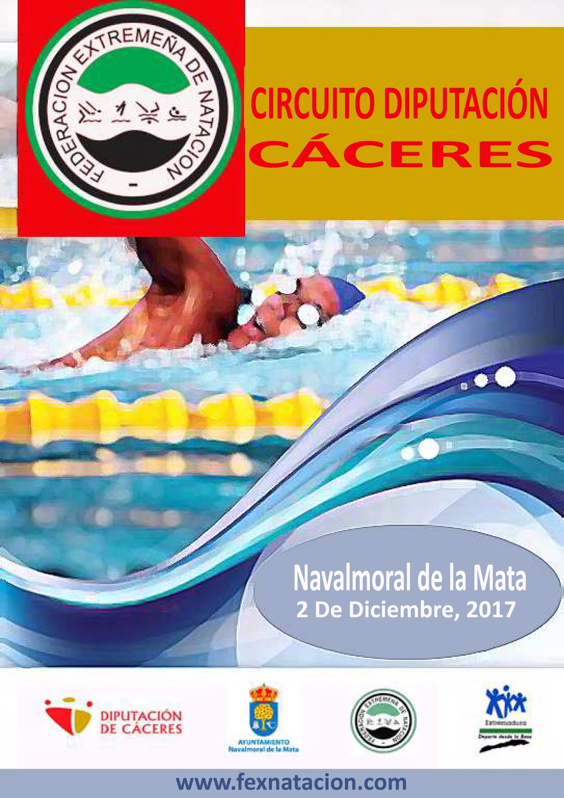Club nataci n plasencia noviembre 2017 for Piscinas naturales navalmoral dela mata