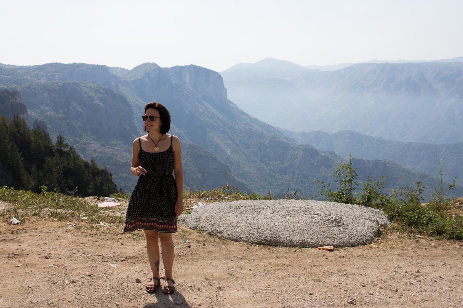 Mitten im Niemandsland - im Grenzgebiet zwischen Bosnien und Montenegro