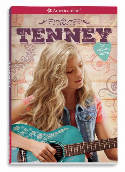 *Aticle* Kellen Hertz Focused On Authenticity for American Girl's Tenney Grant - Interview