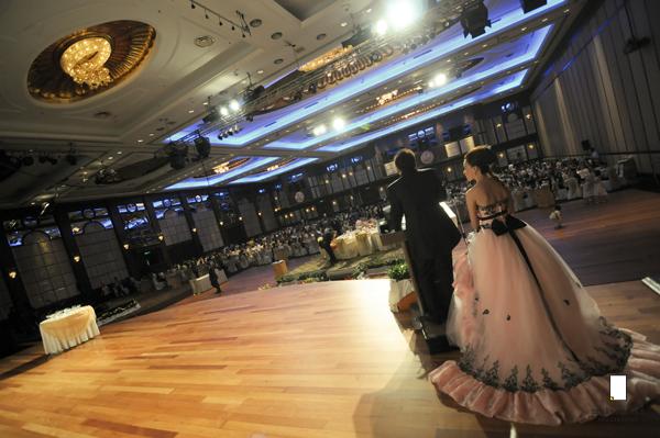 magnificent ballroom