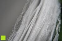 Seite: IBuyi Weinlese-Spitze Rollentischläufer Stuhl-Schärpe für Hochzeits-Festival Ereignis Tischdekoration 15cmx22m (6''x 24Y) - Weiß
