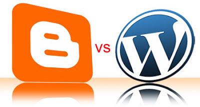 Kelebihan dan Kelemahan Wordpress dan Blogspot