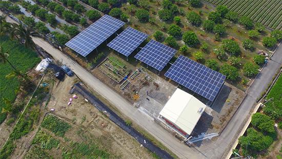 農地出租種電方案,提供農民更多方便且投資報酬率高。