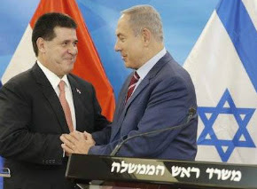 Paraguai vai abrir embaixada em Jerusalém no mês de maio, diz Israel