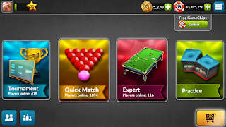 Snooker Live Pro & Six-red v2.6.5 Mod