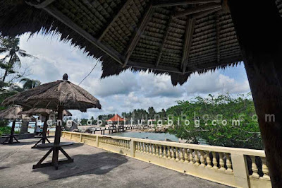 Wisata Bangka Pantai Parai Tenggiri Bangka Belitung