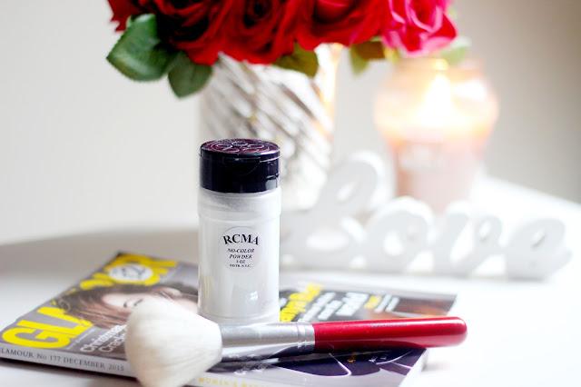 RCMA No Color Powder review best setting powder ever morphe brushes
