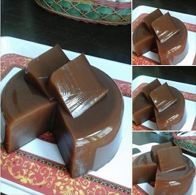 Resep Cara Membuat Puding Coklat Spesial Idul Adha