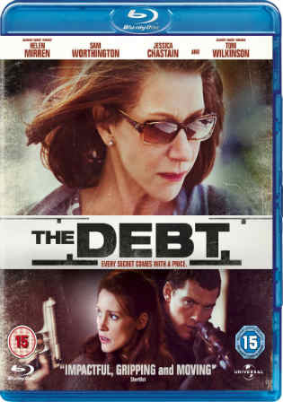 The Debt 2010 BluRay 750MB Hindi Dual Audio 720p ESub Watch Online Full Movie Download bolly4u