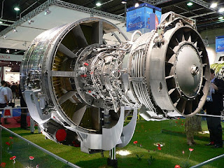 About the CFM 56 jet engine