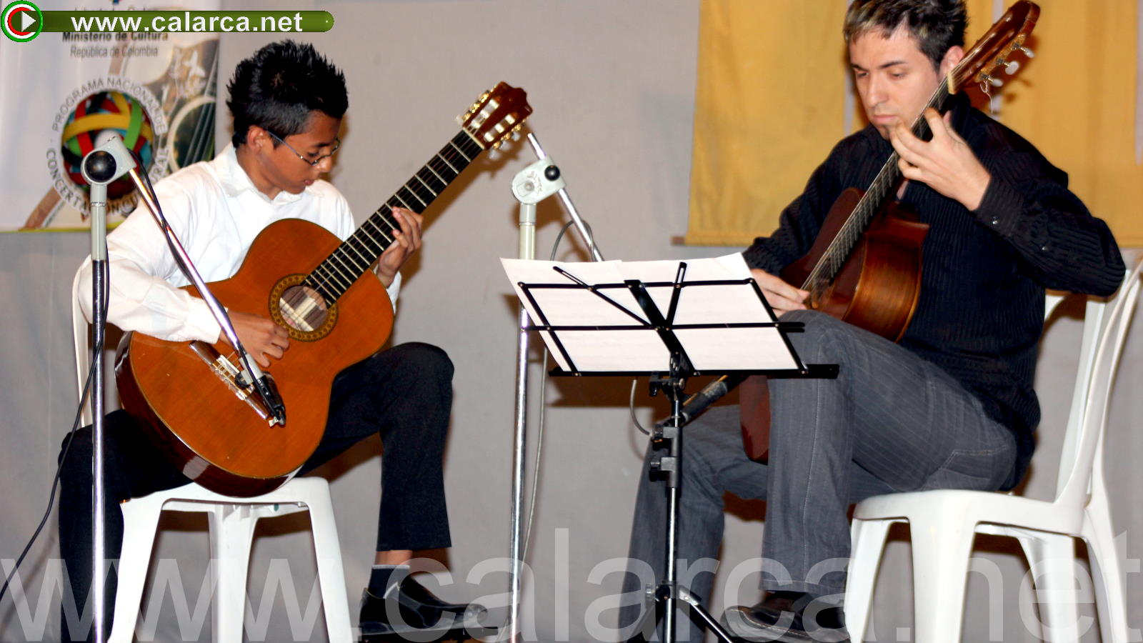Dúo - Giovanni Pérez - Juan José Marín