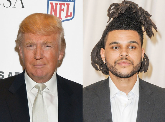 """The Weeknd cancela su presentación en """"Jimmy Kimmel Live"""" gracias a Donald Trump."""