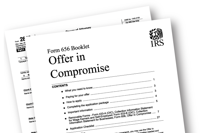 Keys To A Successful Offer In Compromise Nicholas Hartney Ea