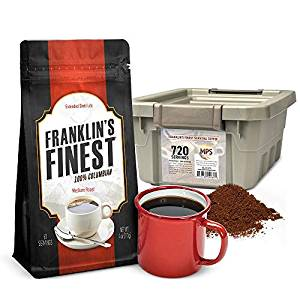 Survival Coffee - Franklin's Finest