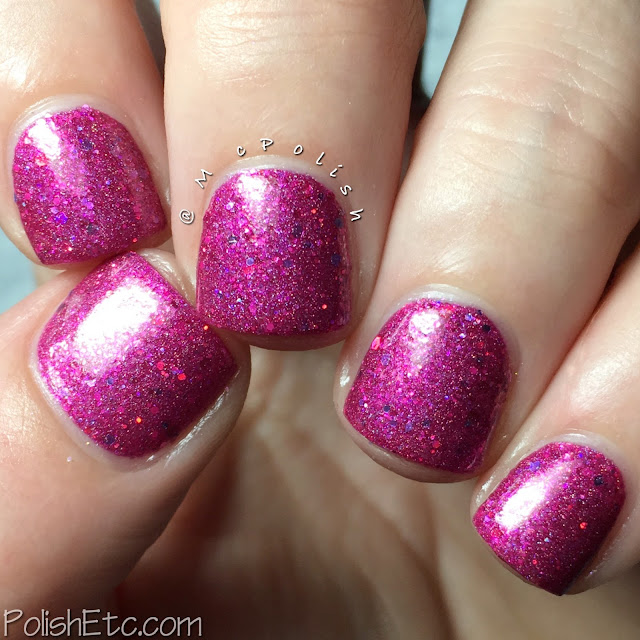 Glam Polish - It's All A Dream Alice Collection - McPolish - A Place Called Wonderland