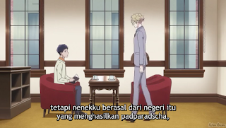 Housekishou Richard-shi no Nazo Kantei Episode 01 Subtitle Indonesia