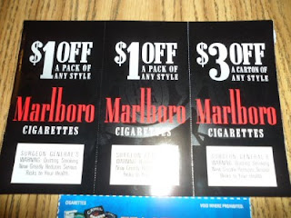 Marlboro Coupon