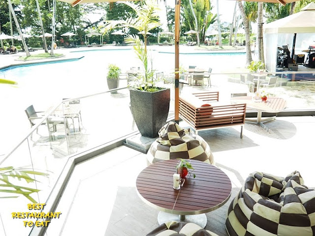 nadaba - poolside lounge