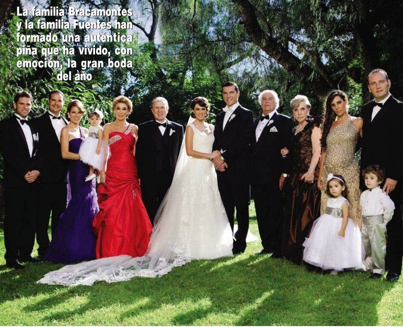Fotos de la boda de jakeline bracamontes 2
