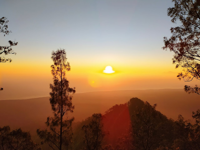 Mount Abang Bali